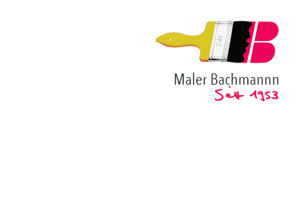 Maler Bachmann
